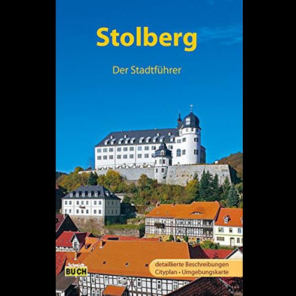 Buch Resieführer Cover Stolberg - Der Stadtführer