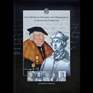 Cover Buch Botho von Stolberg und Werningerode