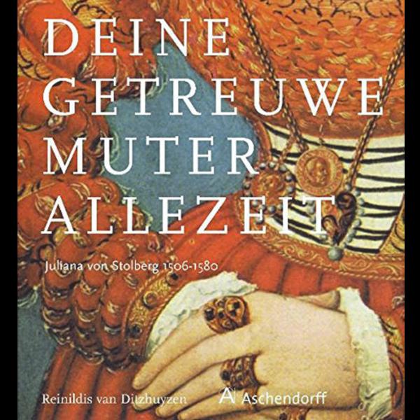 Buch über Juliana von Stolberg