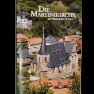Broschüre St. Martini Kirche Stolberg