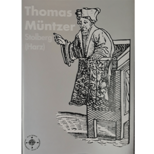Broschüre Thomas Müntzer