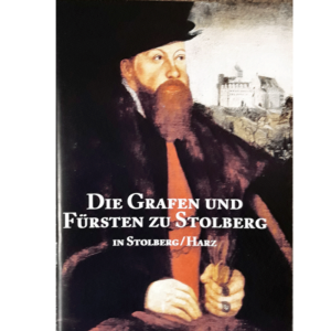 Broschüre Grafen und Fürsten zu Stolberg