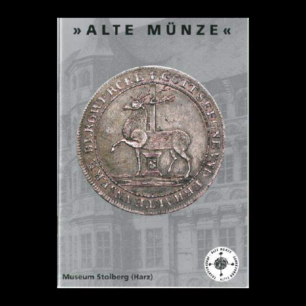 Broschüre Alte Münze Stolberg